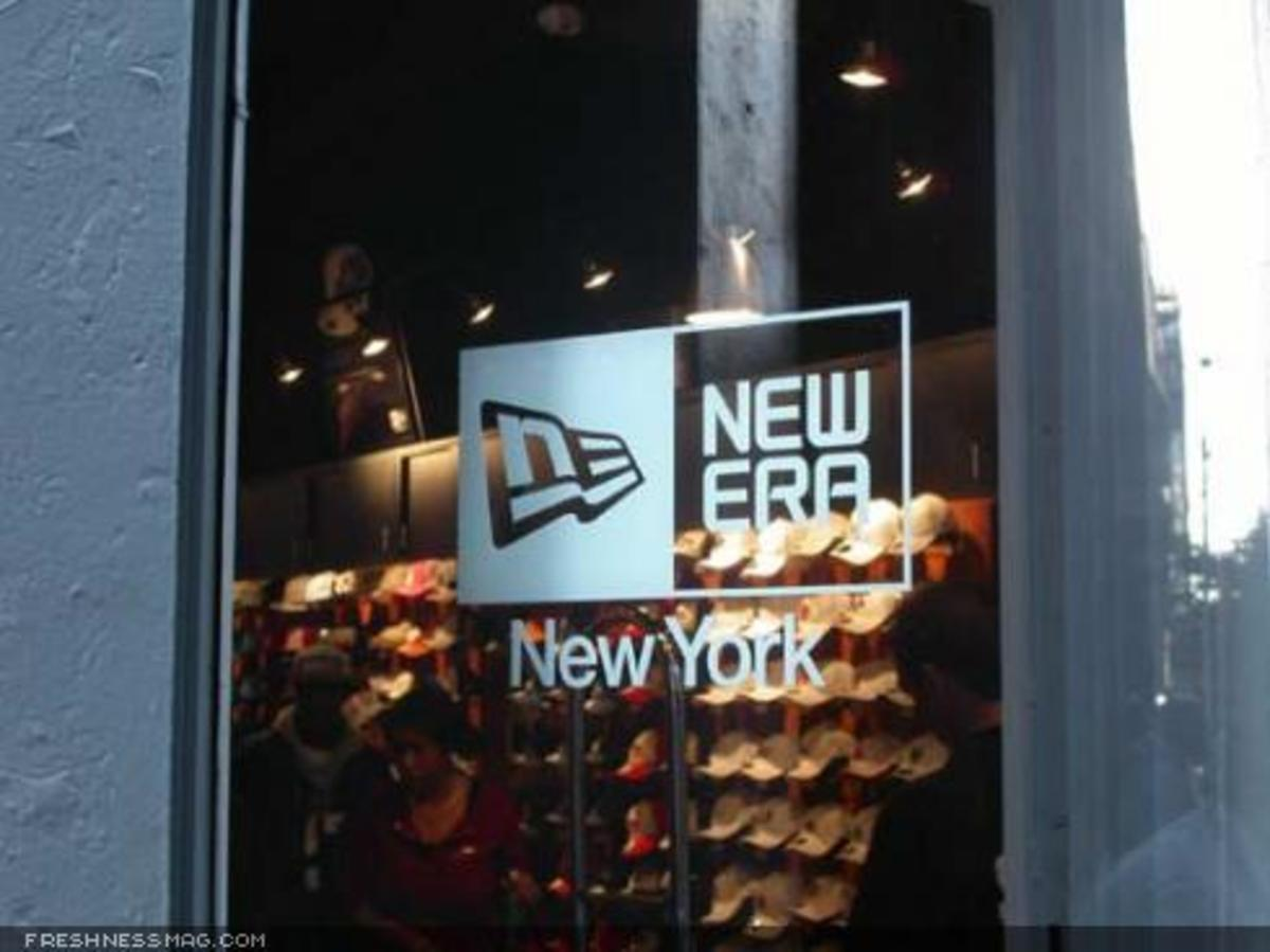 Freshness Feature: New Era Flagship - New York - 0