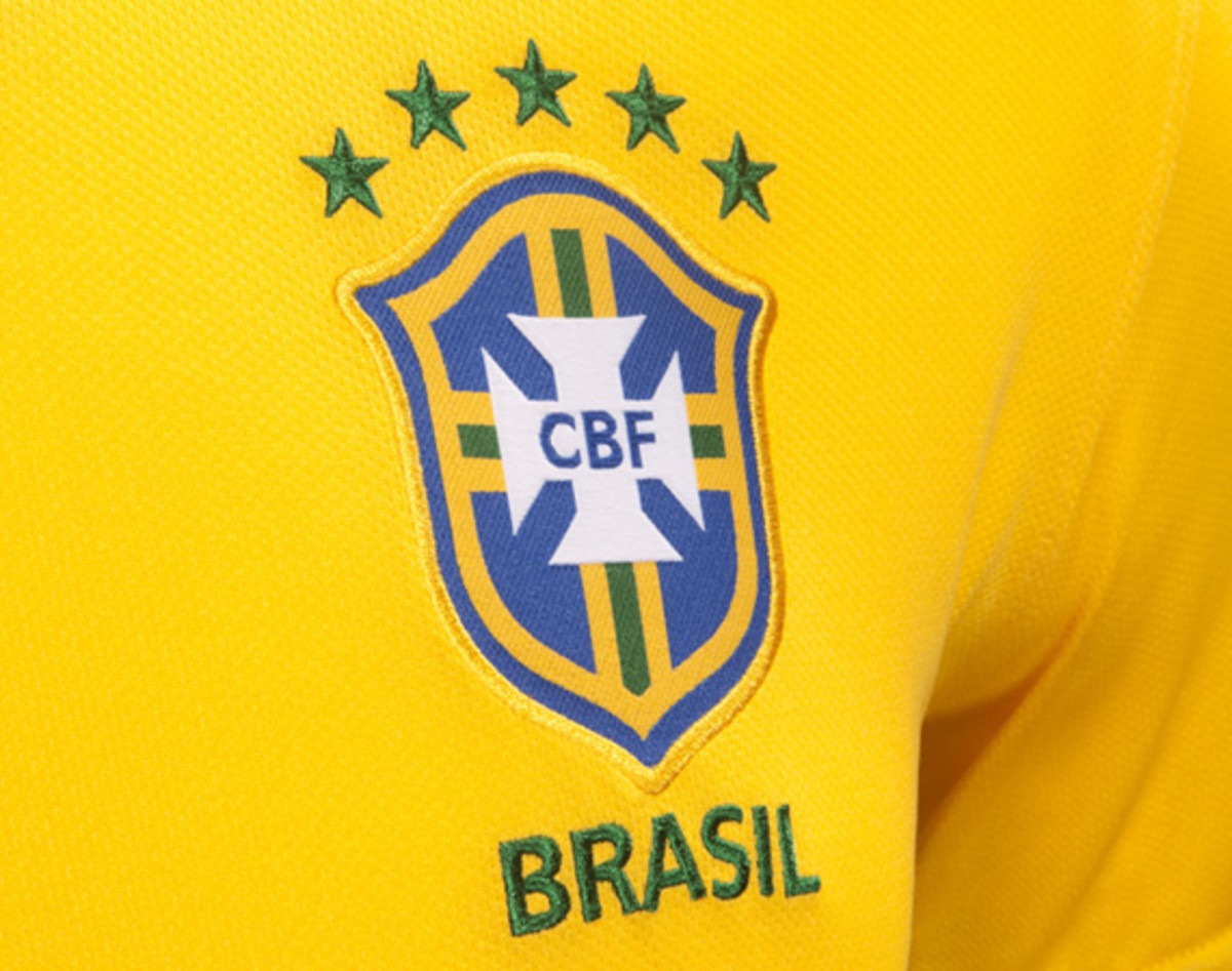 Nike Soccer  2013 2014 Brasil National Football Team Kit | Officially Unveiled