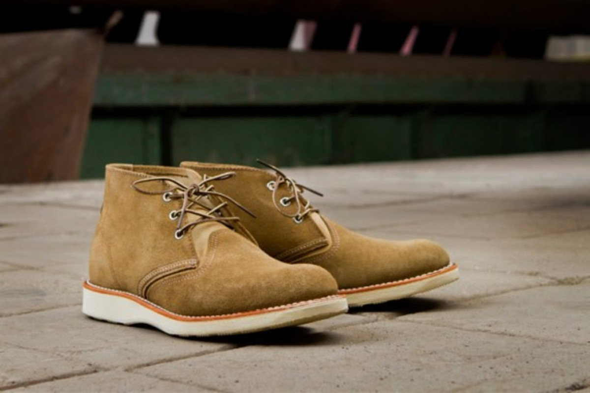 Red Wing Heritage Spring Summer 2013 Collection