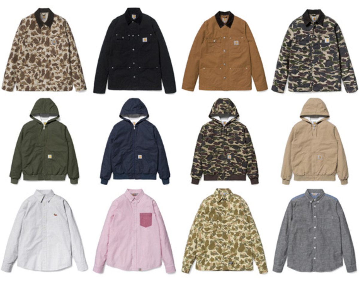 Carhartt WIP – USA Online Store – Officially Opens - Freshness Mag 12aecabff