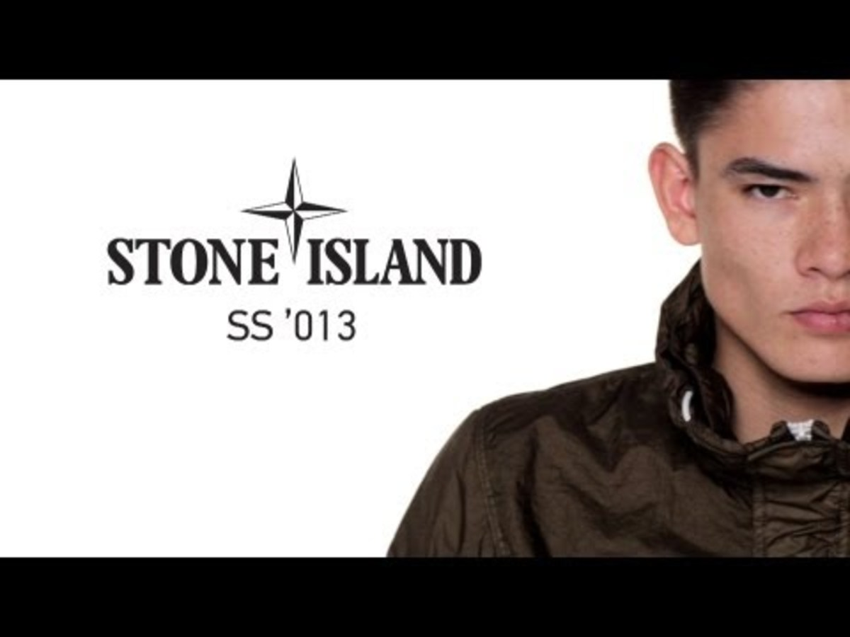 Stone Island   Spring/Summer 2013 Collection Lookbook | Video
