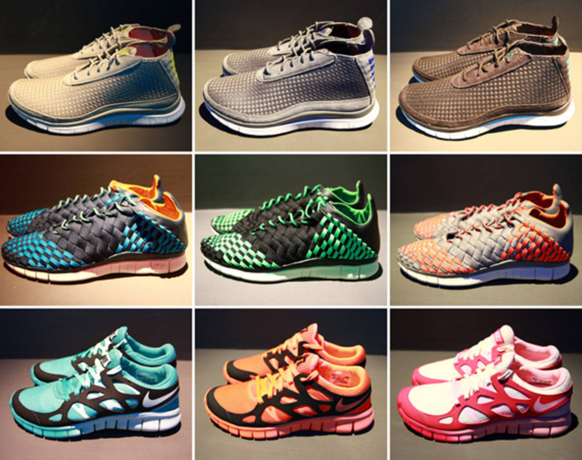 0488e0ae925b Nike Free – Spring Summer 2013 Collection