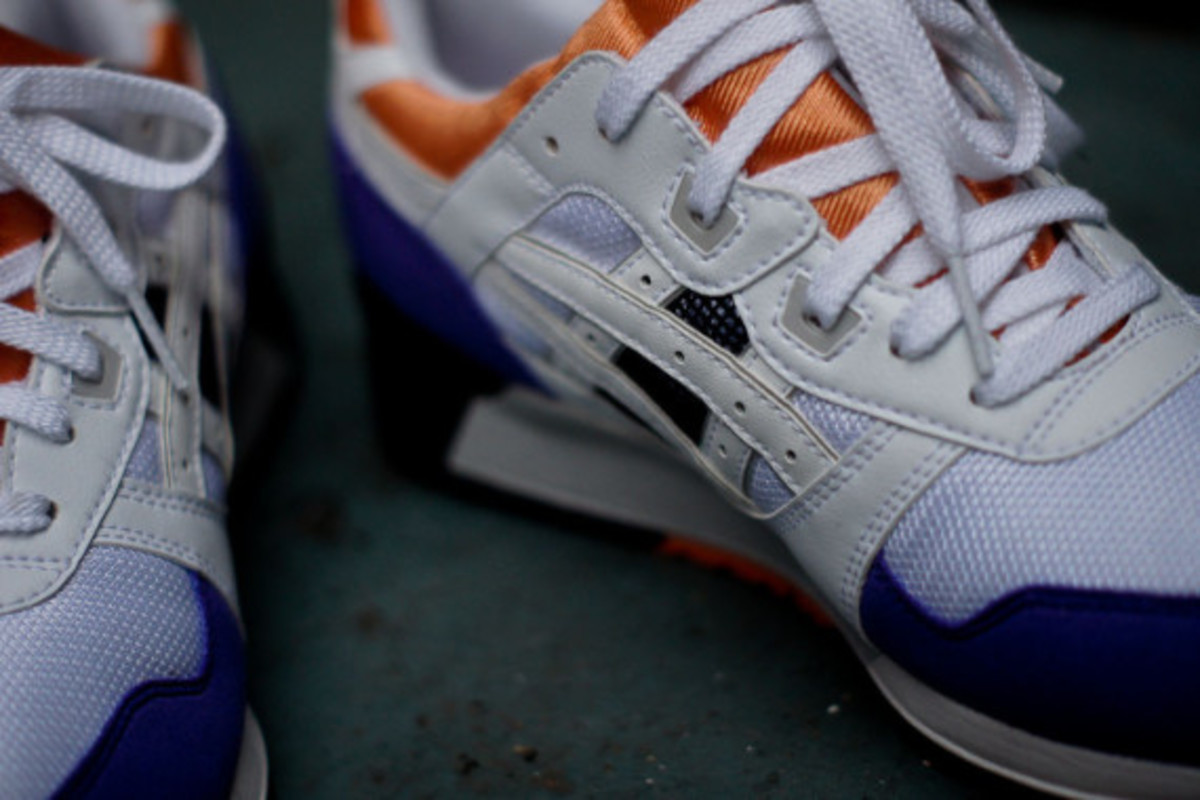 68471bce8c71 ASICS Gel Lyte III OG – White Purple – Original Colorway - Freshness Mag