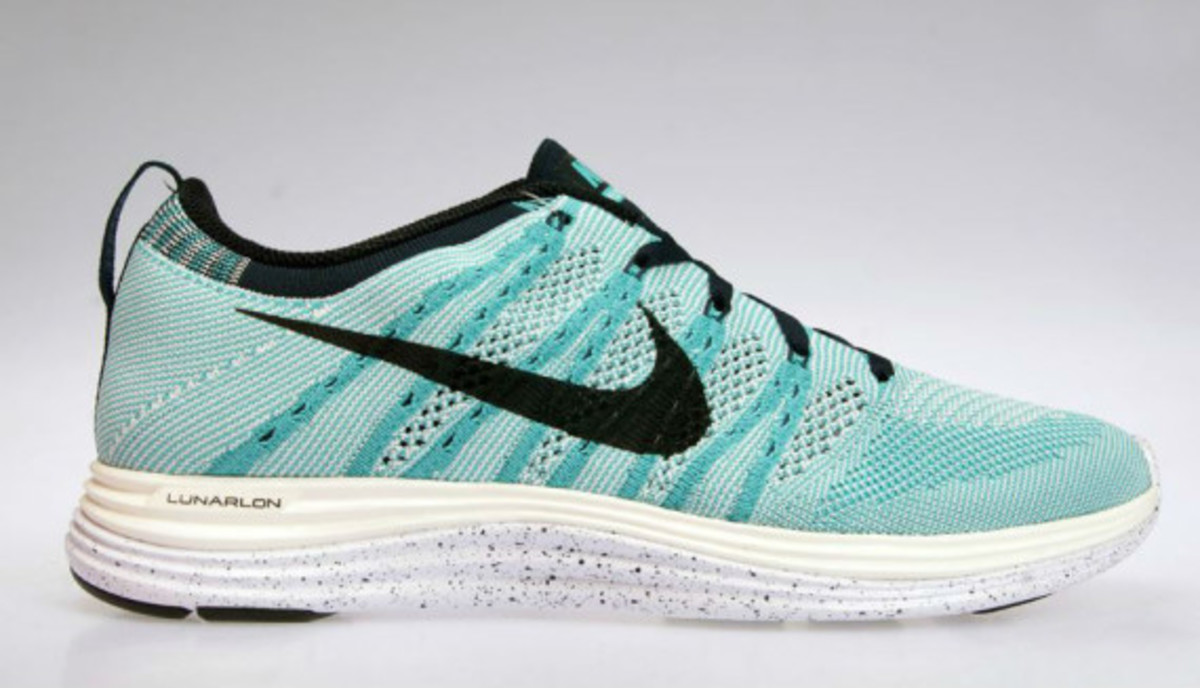 new style ed05b a64a9 Nike WMNS Flyknit Lunar 1 - Sport Turquoise - Freshness Mag