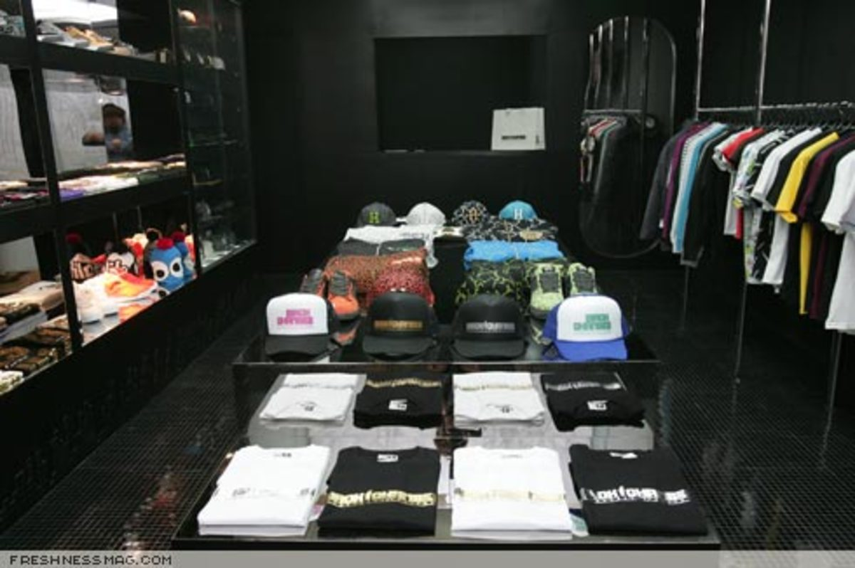 Freshness Feature: Black Chamber - Singapore - 5