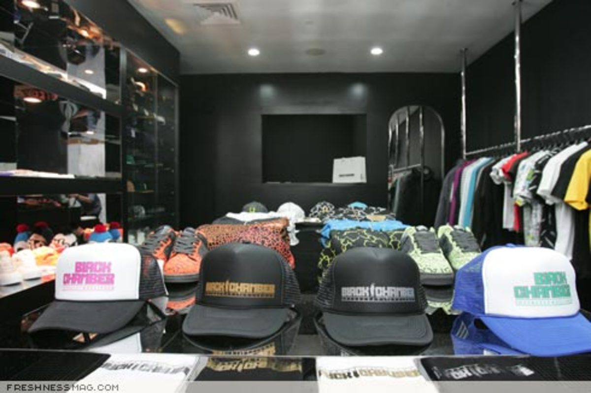 Freshness Feature: Black Chamber - Singapore - 4