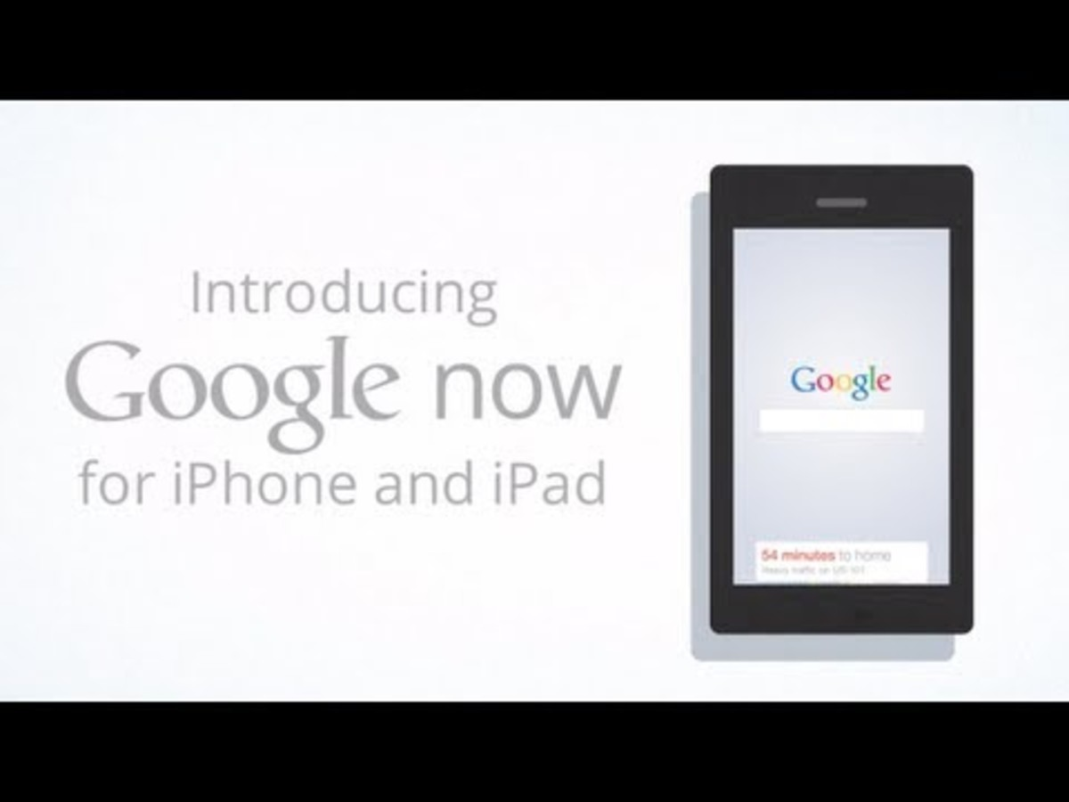 Google Now for iPhone & iPad
