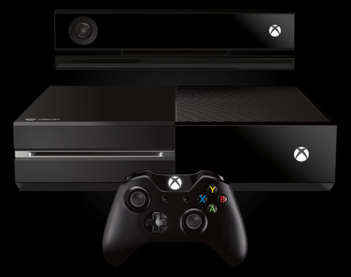 XBOX ONE by Microsoft - Next Generation Entertainment Console - 0