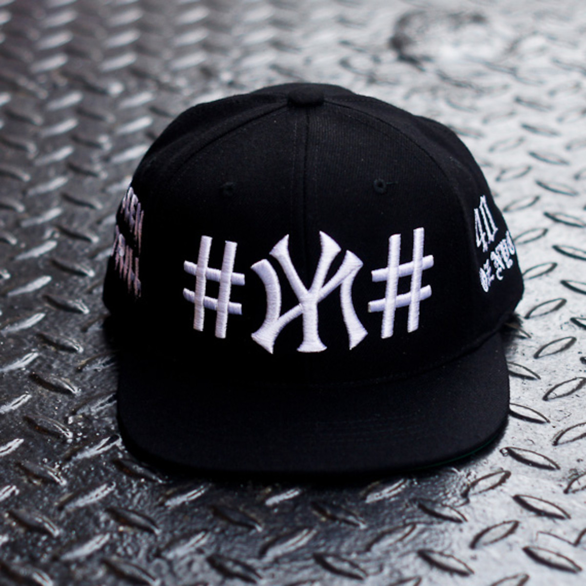 "40oz NYC - BEEN TRILL & ""Kids"" Snapback Caps 
