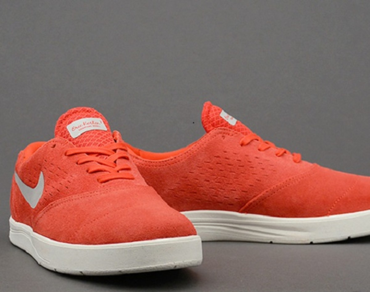 brand new 55ef9 9df75 If wearing the Nike Golf version of the icon Eric Koston in a Tiger Red has  you dreaming of a pair with a similar colorway that you could wear back on  the ...