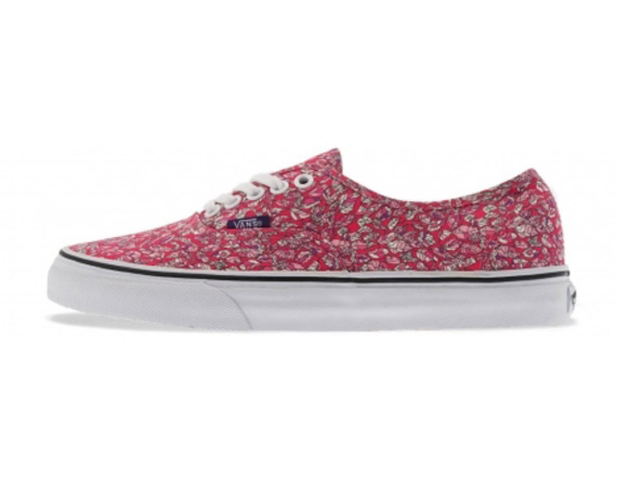 f6c93934f6 Liberty x VANS Authentic - Summer 2013 - Freshness Mag
