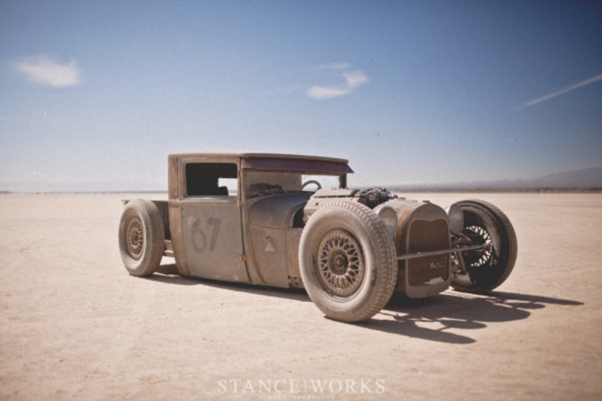 1928 Ford Model A Hot Rod Powered by BMW V8 Engine   Video ...