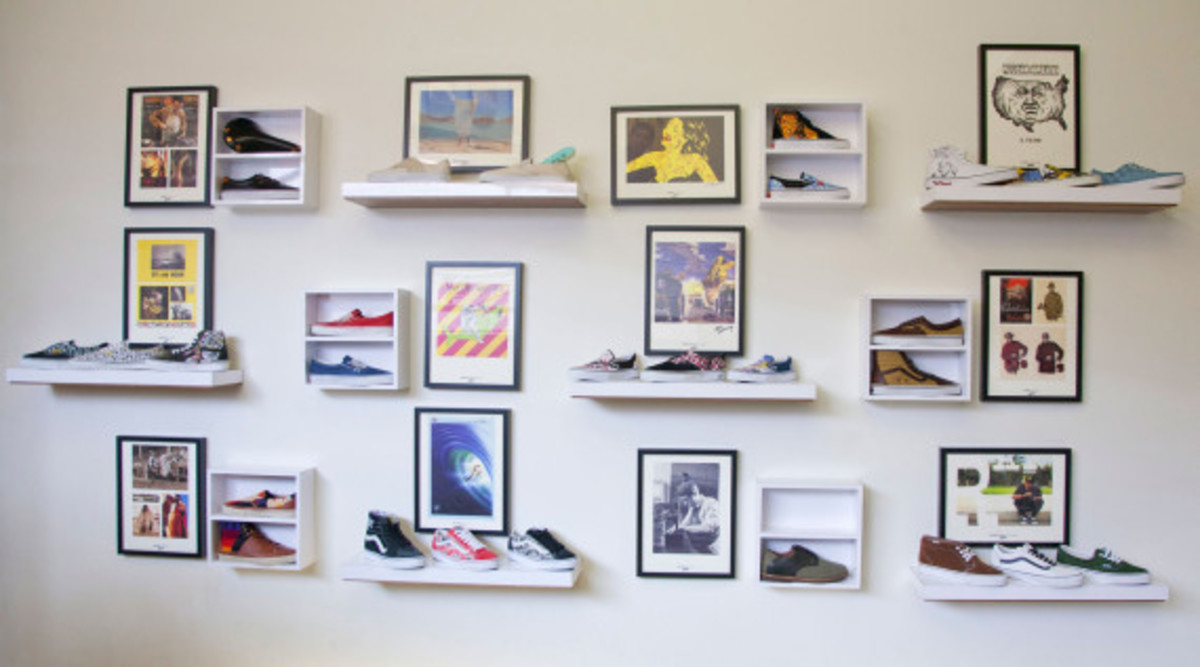 Vault by VANS - 10 Years Anniversary Exhibition at BLENDS Costa Mesa - 9