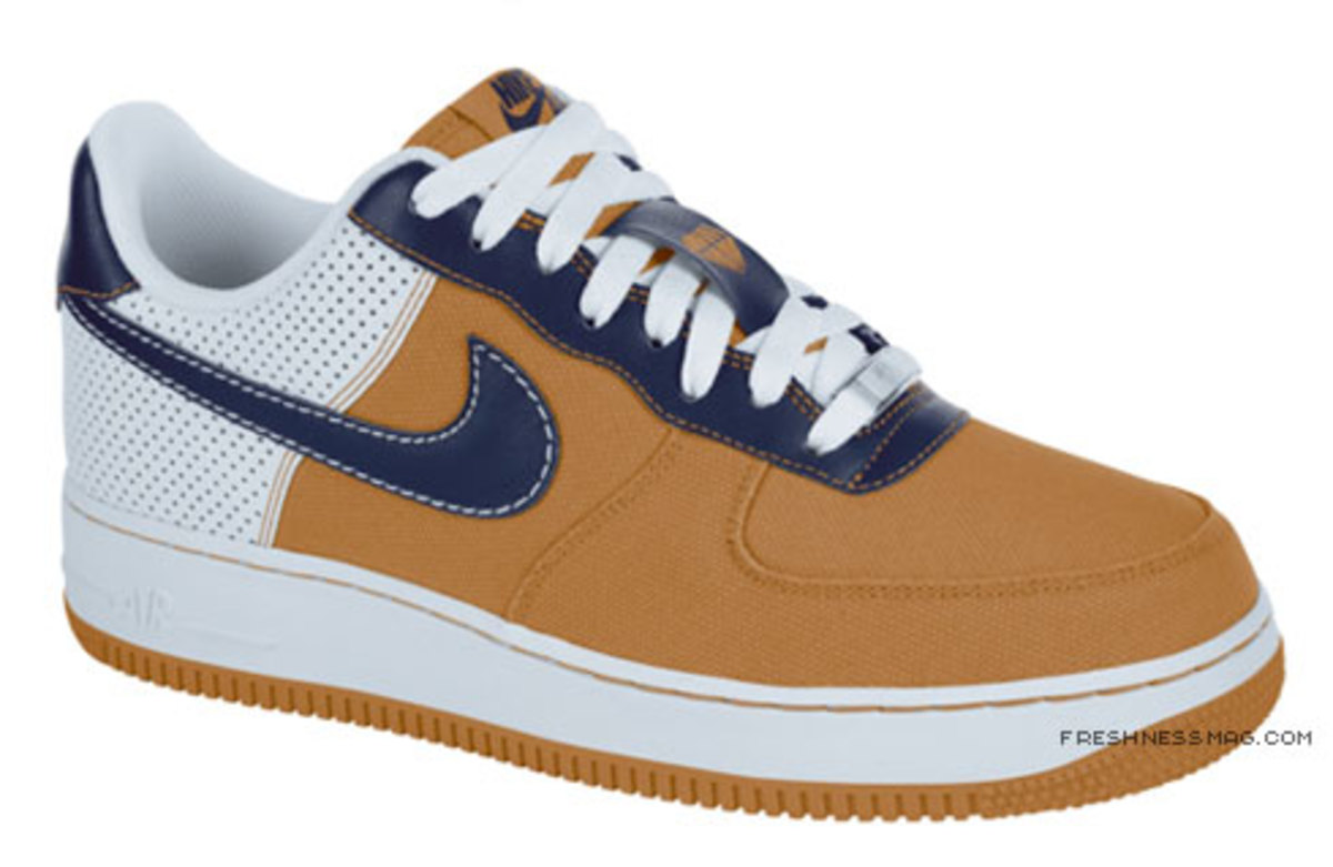 Nike  Air Force 1 - I95 Pack - Philadelphia - 1