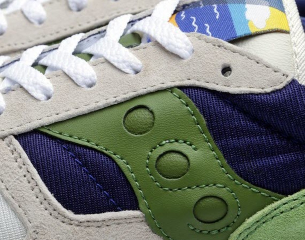 """For our first detailed look at the 24 Kilates Saucony Shadow Original """"Mar  y Montaña"""" pack that we previewed last week bced34b04"""