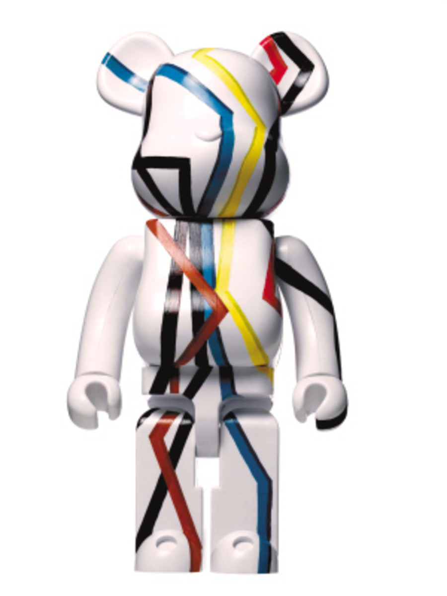 Love is Big Love is BE@RBRICK - Designers for Charity - 7