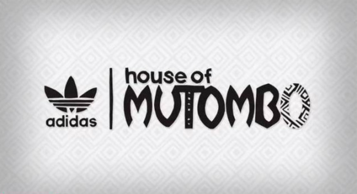 """adidas Originals - """"The House of Mutombo"""" Animated Series 