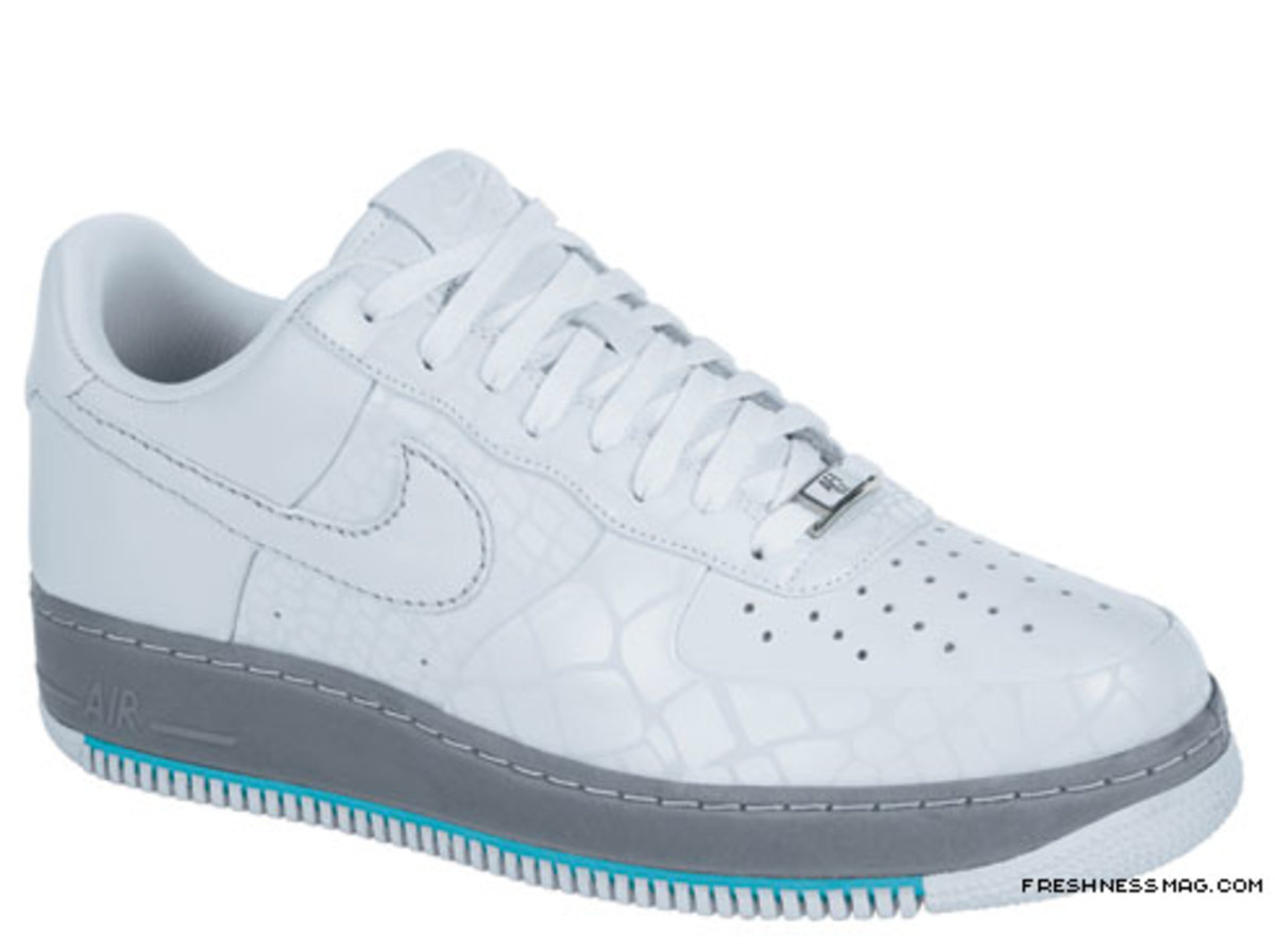 Nike  NYC's Time to Shine - Air Force 1 I95 Pack - 3