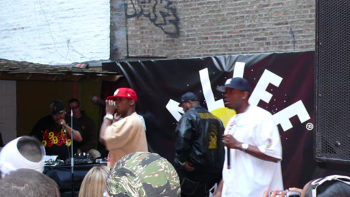 ALIFE Sessions 3: Bun B and Friends - 6