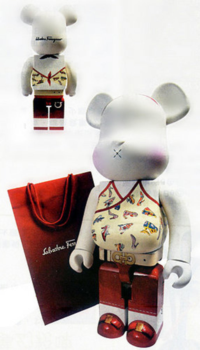 Love is Big Love is BE@RBRICK - Designers for Charity - 9