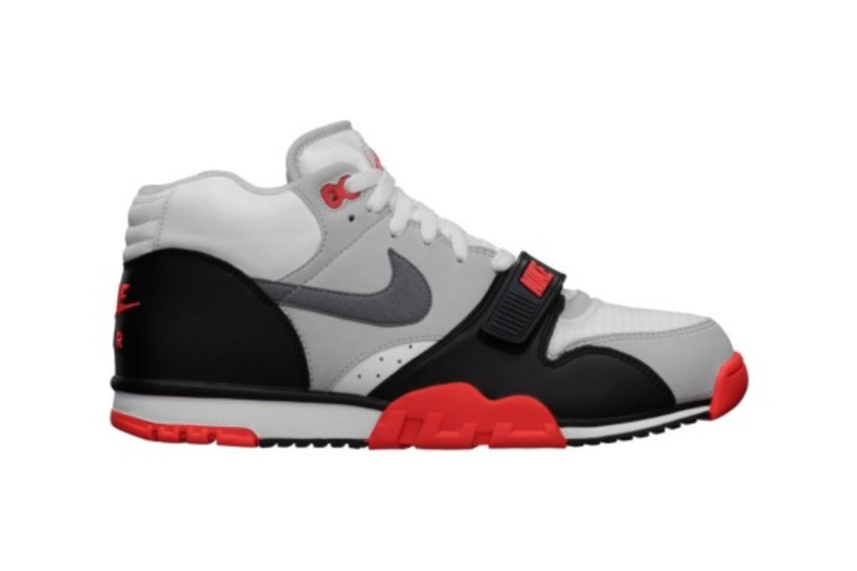 nike air trainer 1 infrared freshness mag. Black Bedroom Furniture Sets. Home Design Ideas