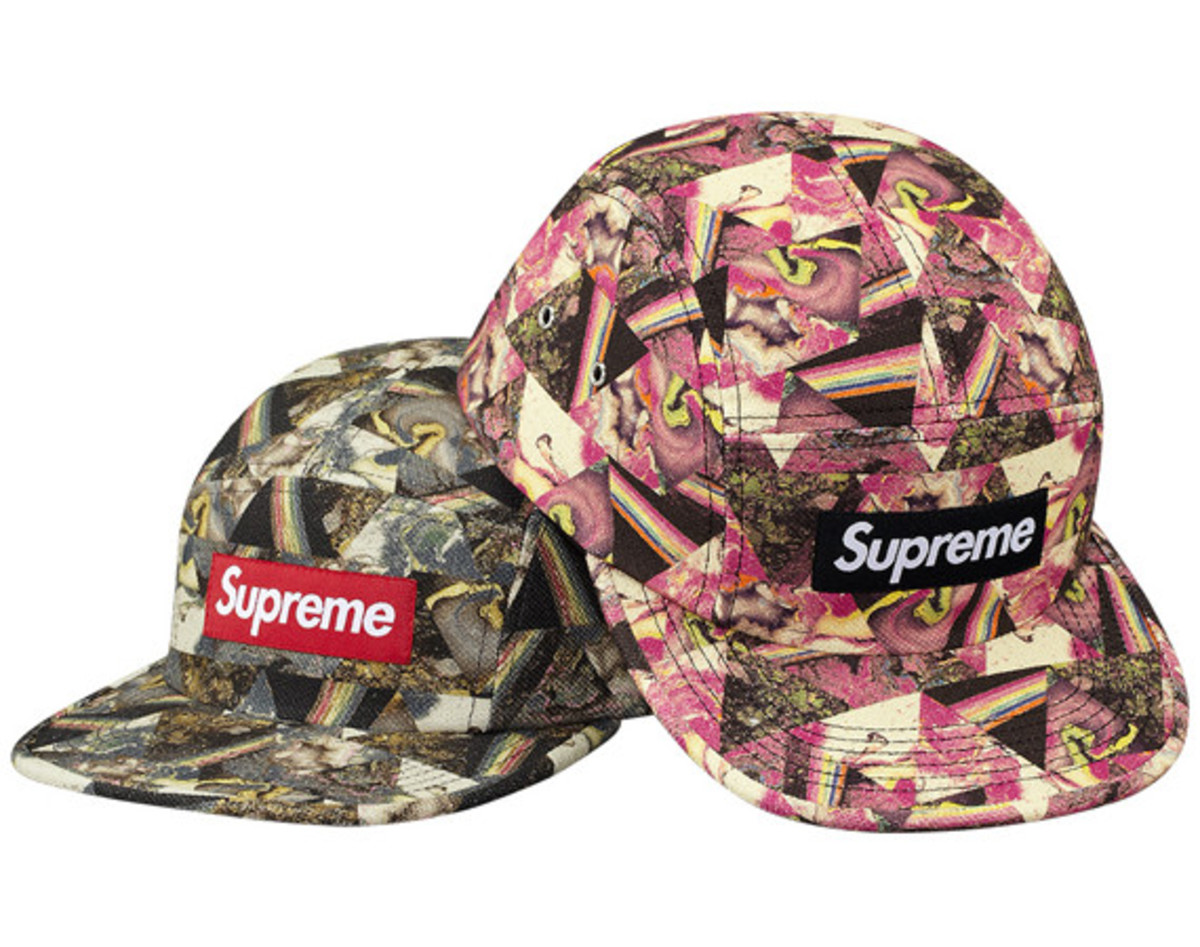 Supreme Fall Winter 2013 Caps Amp Hats Collection