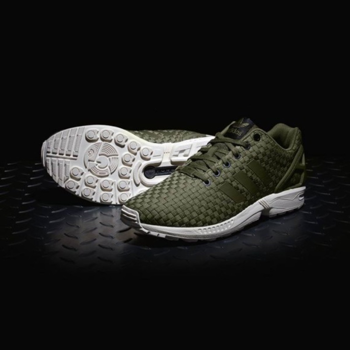 "finest selection 1bc9c 6f839 adidas ZX Flux - ""Reflective Weave"" Pack - Freshness Mag"