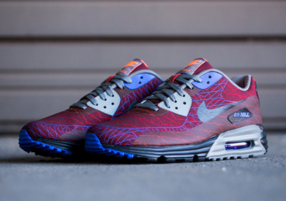 nike air max 90 jacquard rot clay. Black Bedroom Furniture Sets. Home Design Ideas