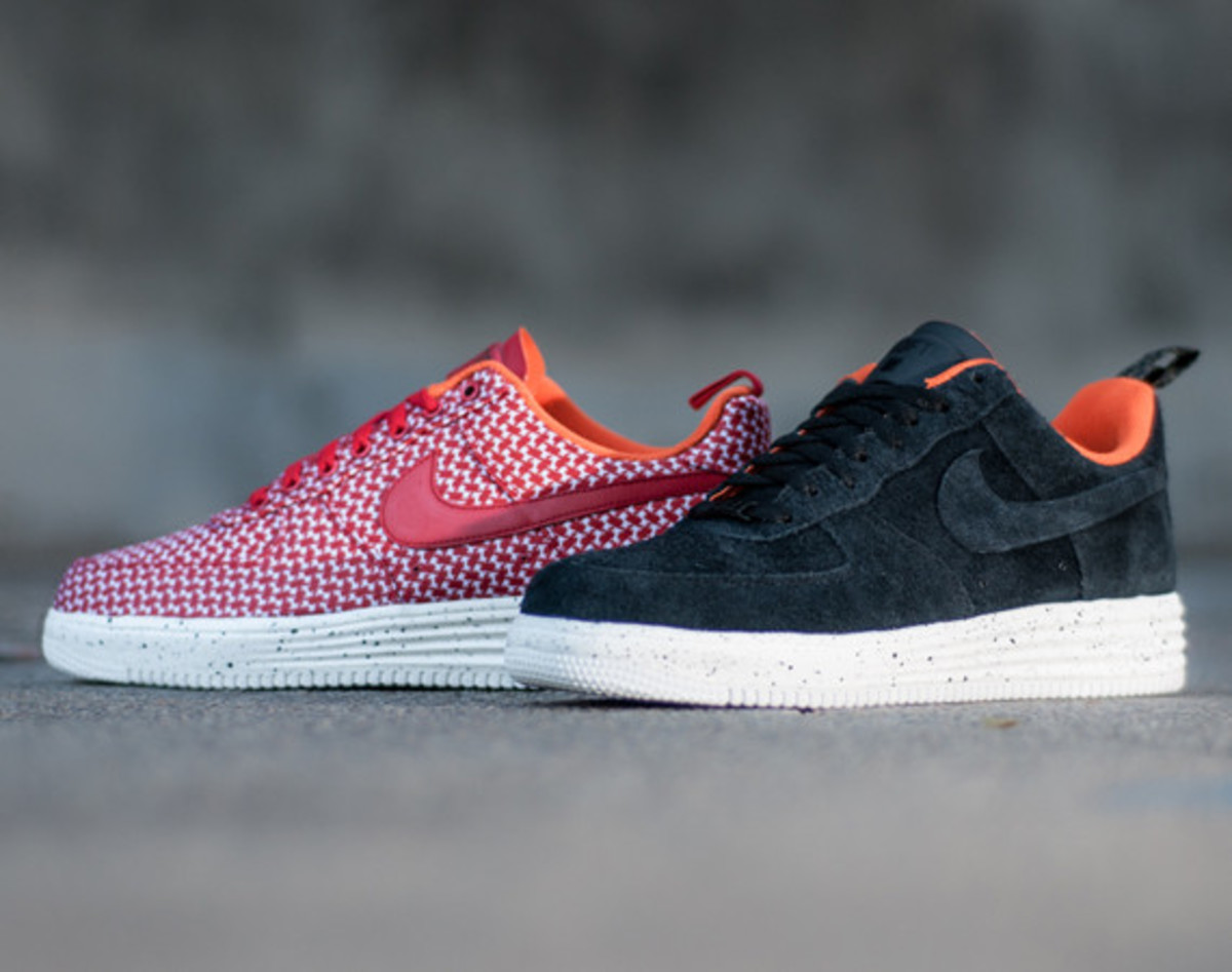 0631712b5272 UNDEFEATED x Nike Lunar Force 1 SP - Fall Winter 2014 Collaboration ...