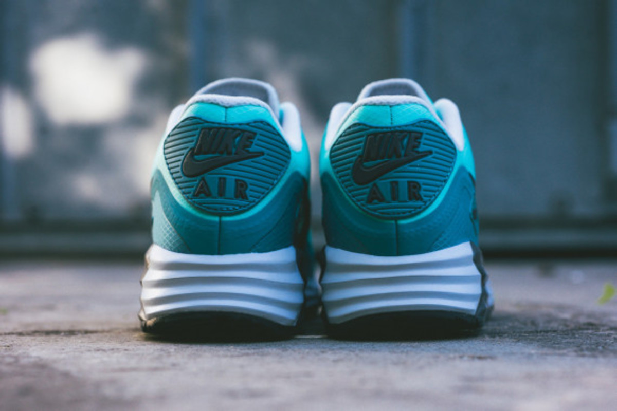 3b5ce1371fc5 Color  Bleached Turquoise  Nike Air Max Lunar90 WR Style  654471-300.