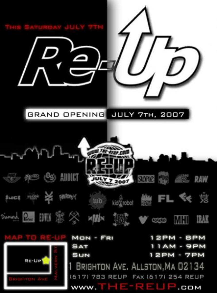 New Store: Re-Up - Allston, MA - 5