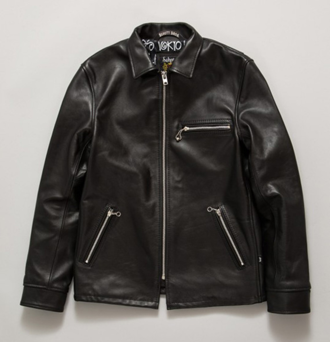 Leather jacket stores nyc