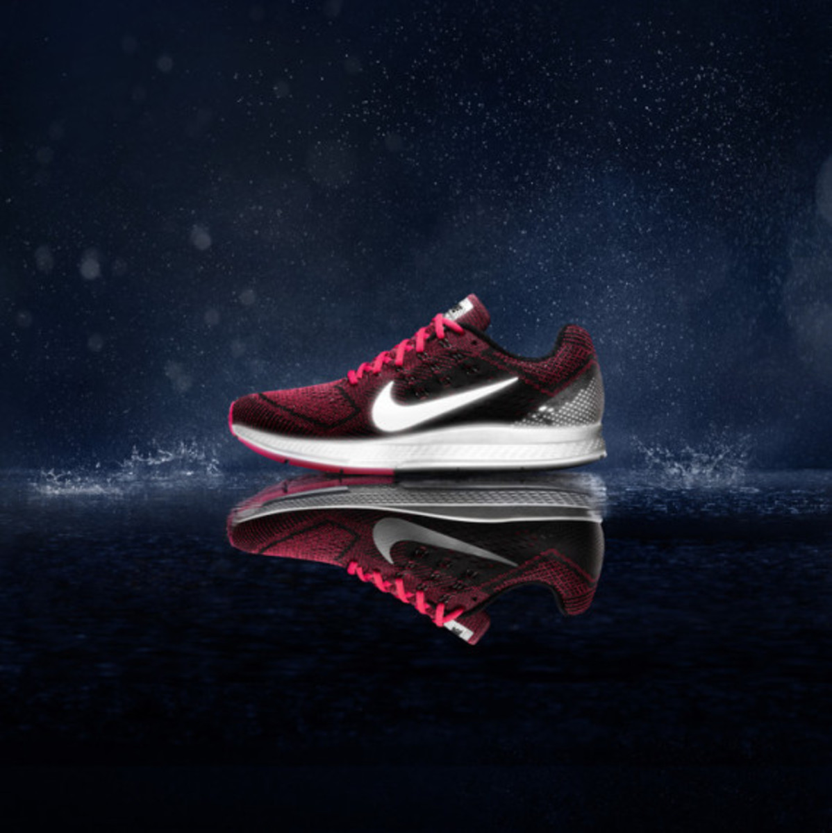 Nike Air Zoom Structure 18 Flash (Men's)