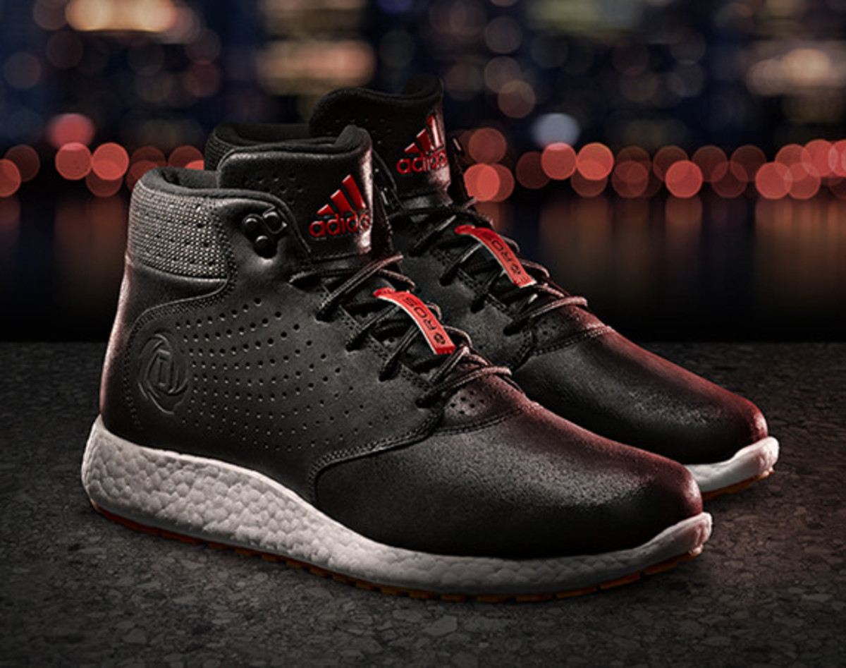 huge selection of 80cf9 5e7ce adidas D Rose Lakeshore Boost