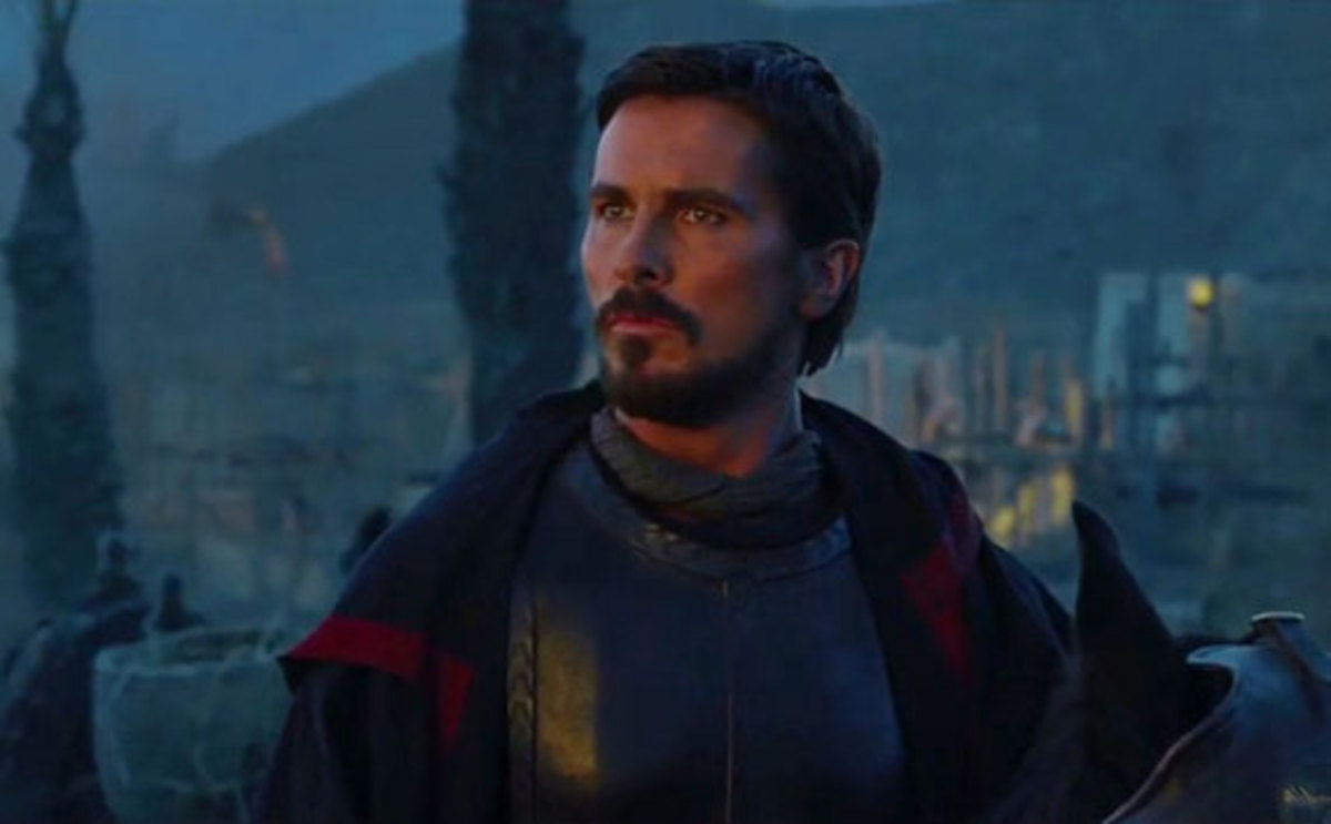 Exodus: Gods and Kings   Official Trailer [HD]   20th Century FOX (Screengrab)