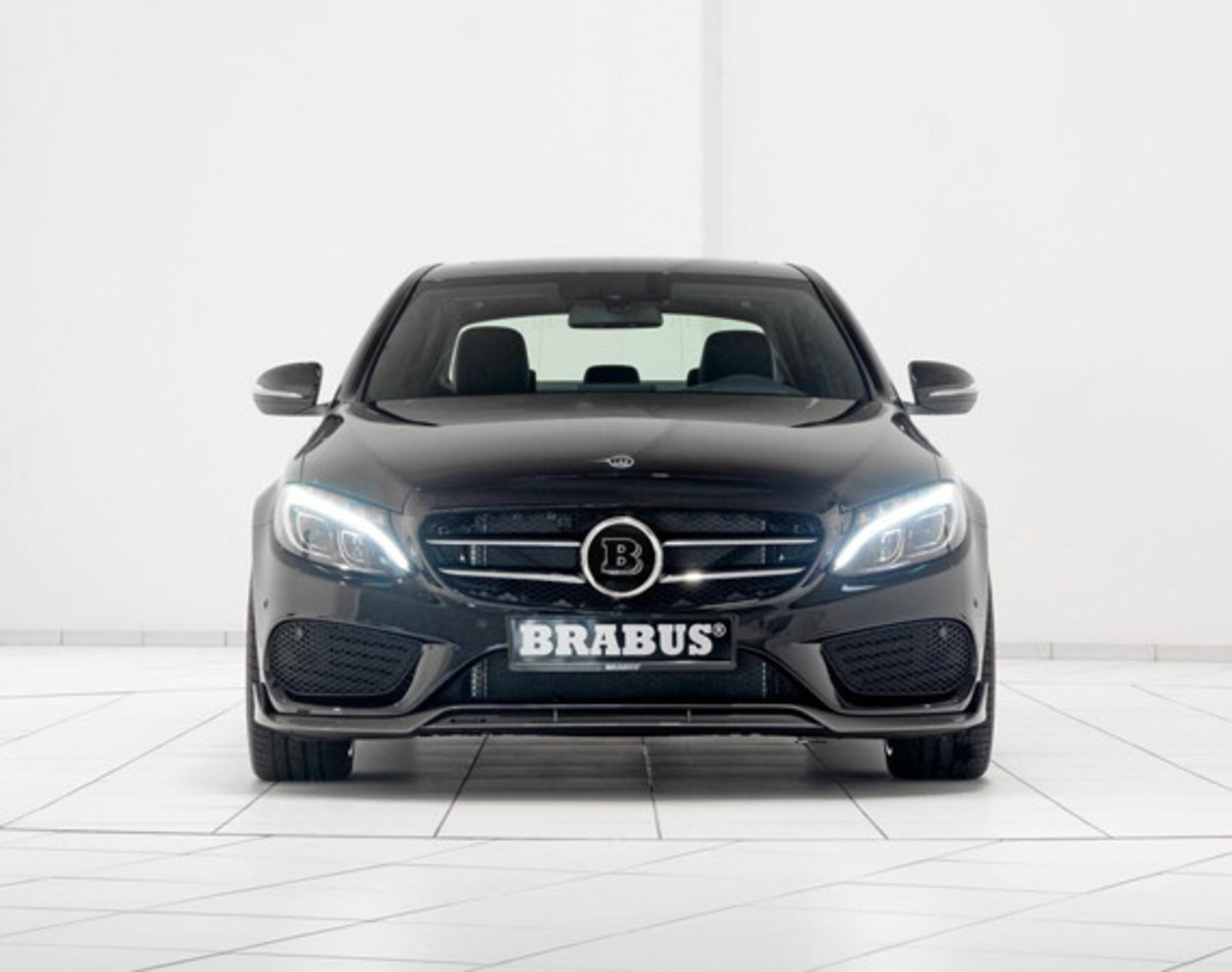 Mercedes C-Class AMG-Line Tuned | By BRABUS