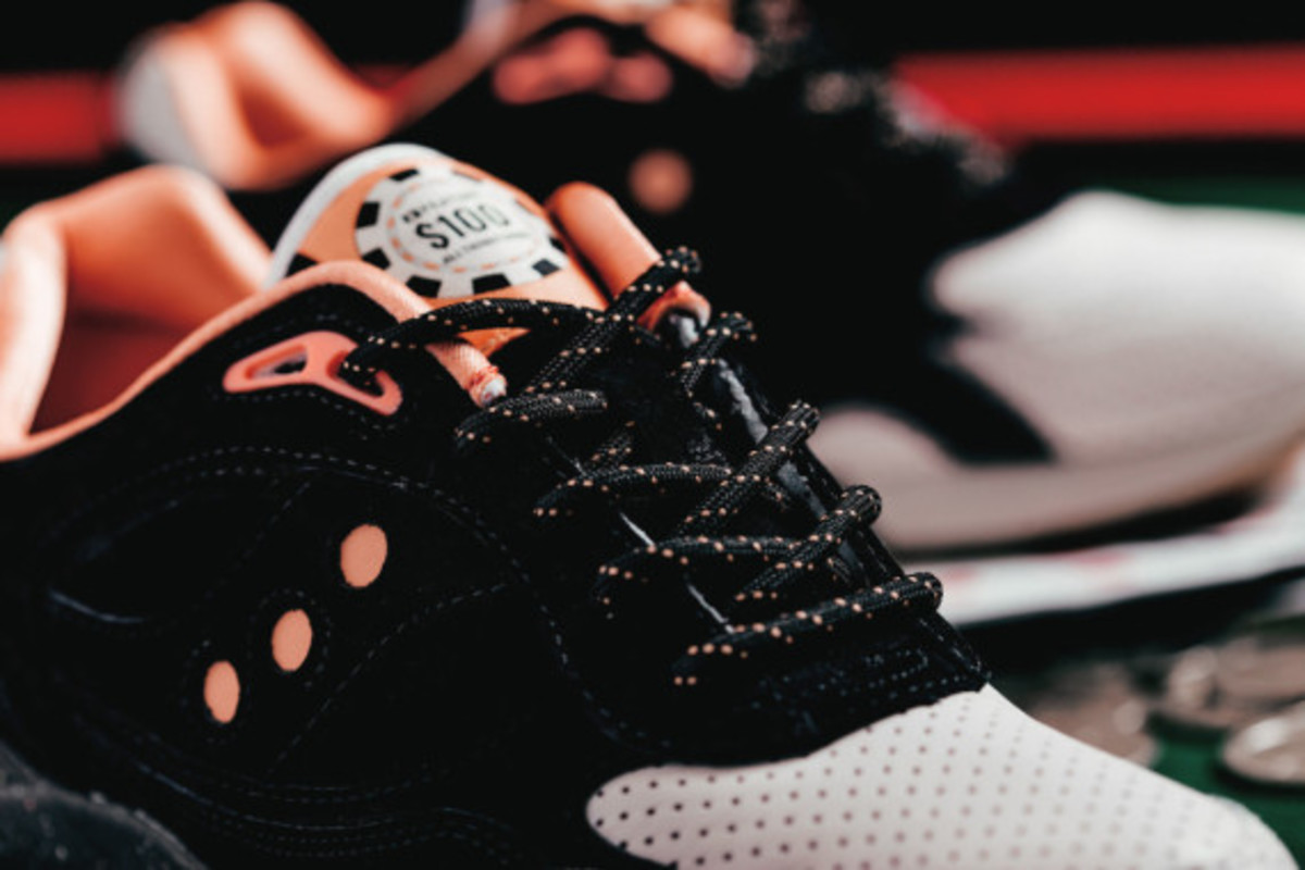 Saucony x Feature G9 Shadow 6