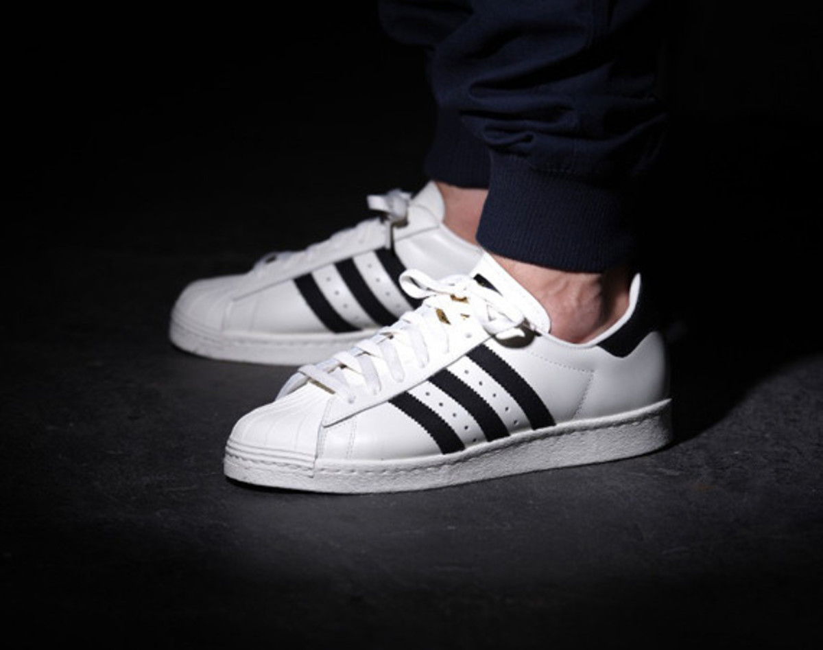 buy popular 57abb 533f9 adidas Superstar 80s Deluxe OG