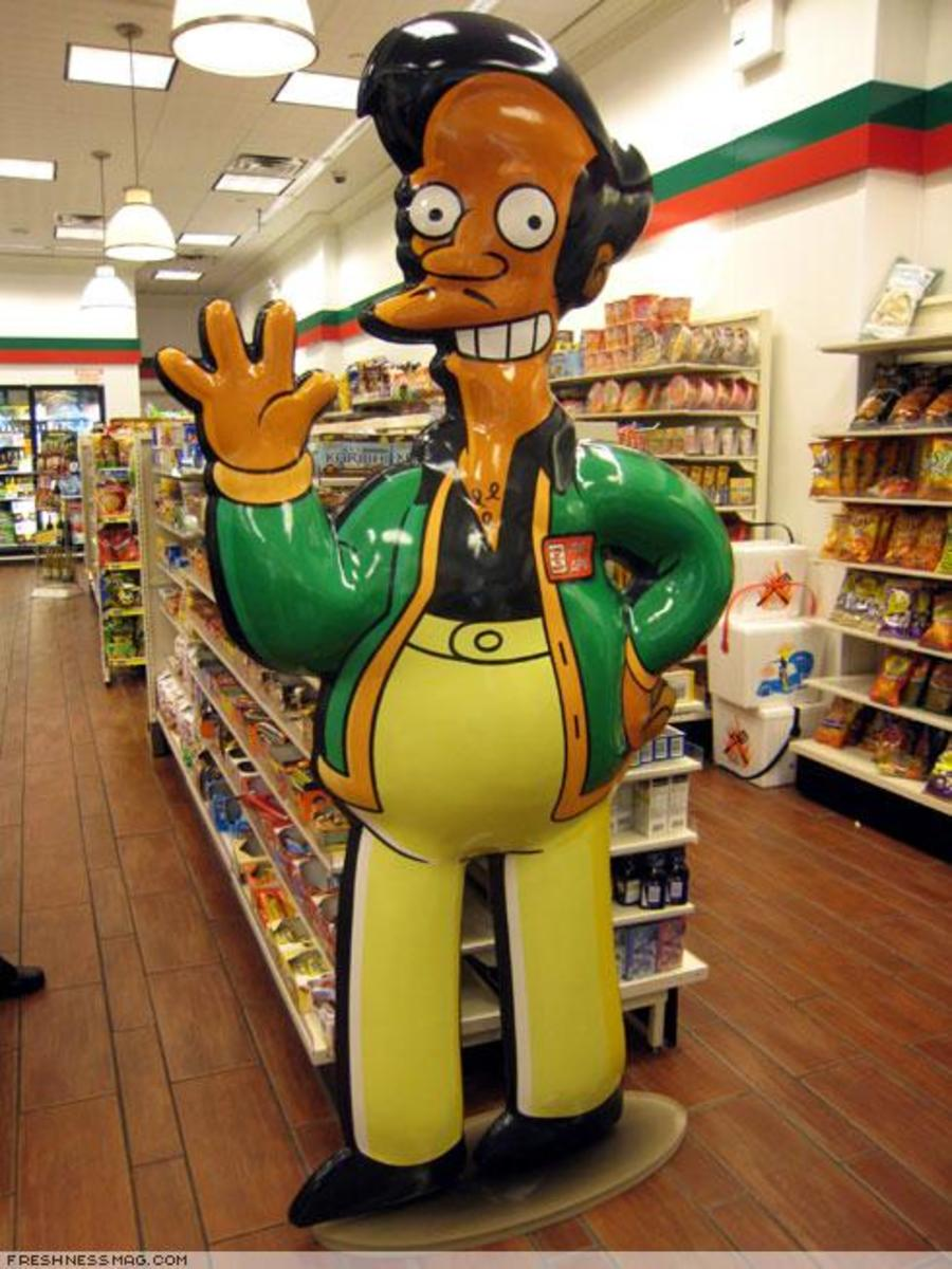 eBay - The Simpsons Kwik-E-Mart Merchandises - 0