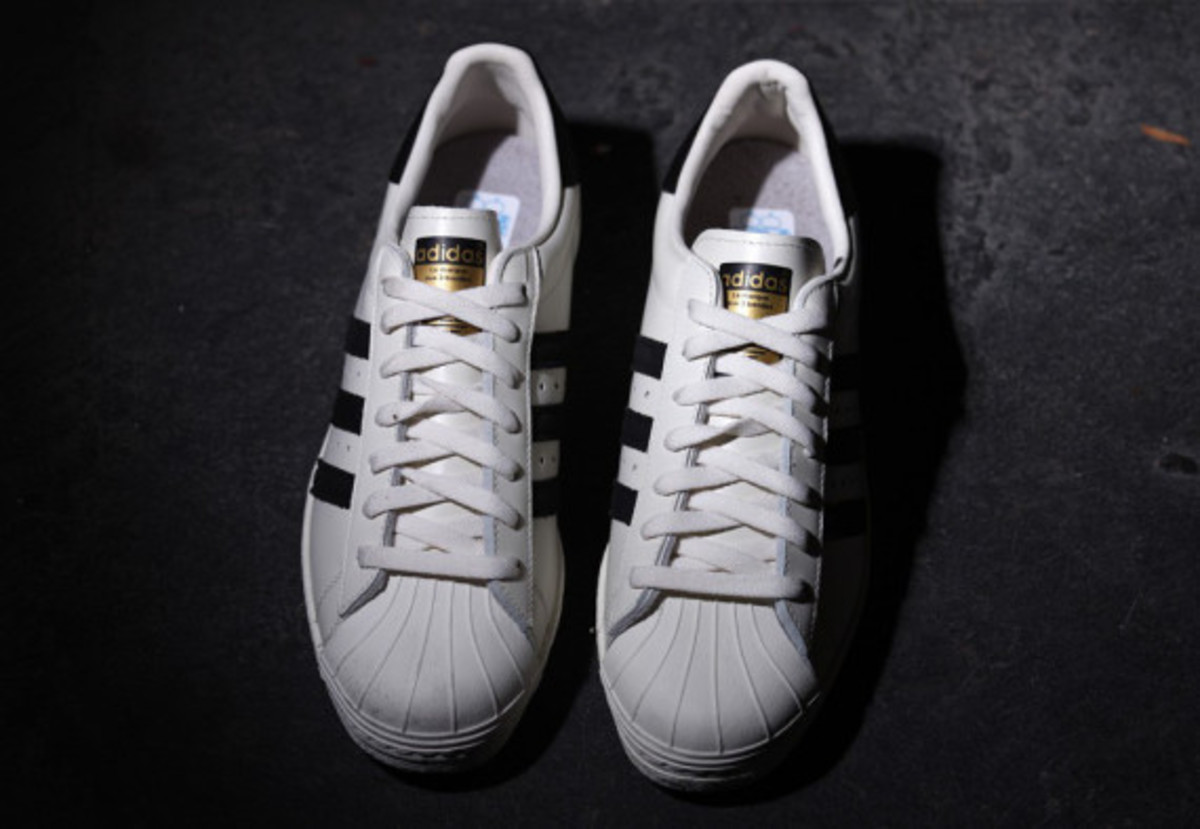 adidas Superstar 80s shoes black Sneakers Discount SO49763425 HQoGQcGB