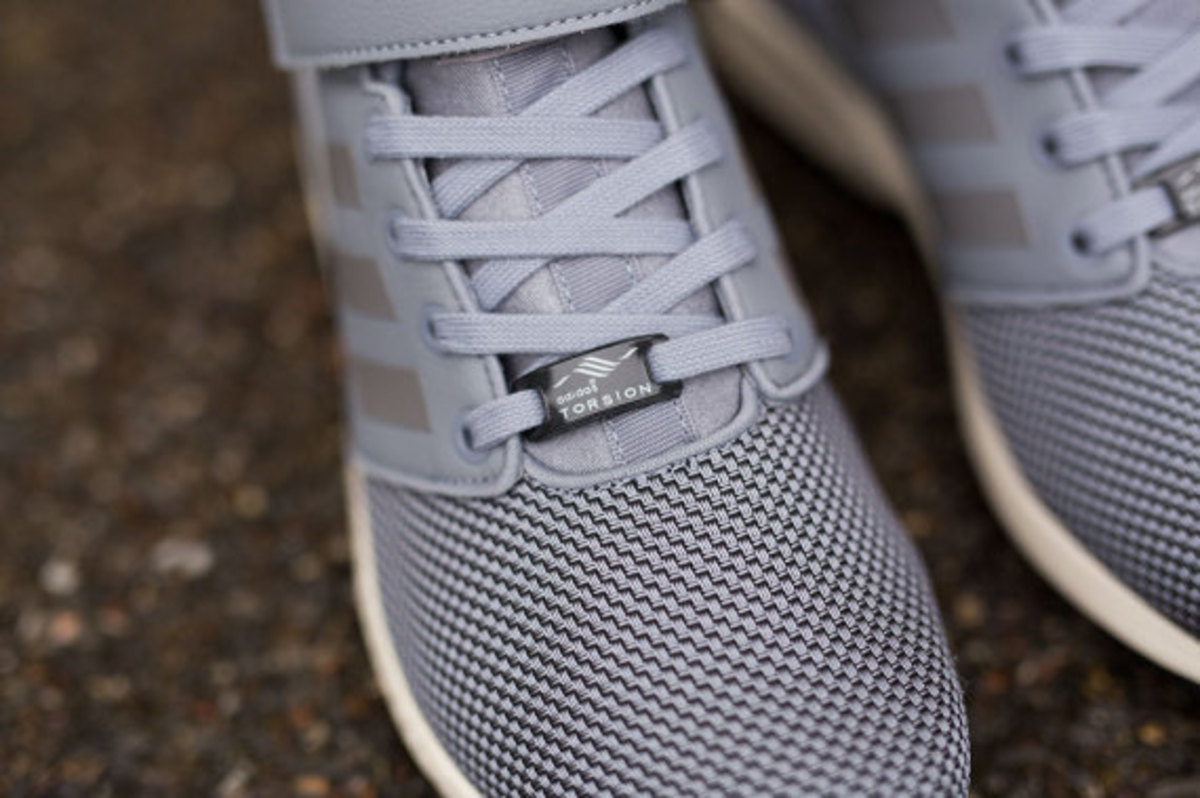 Adidas ZX Flux Shoes grey Size: 4.uk: Shoes & Bags