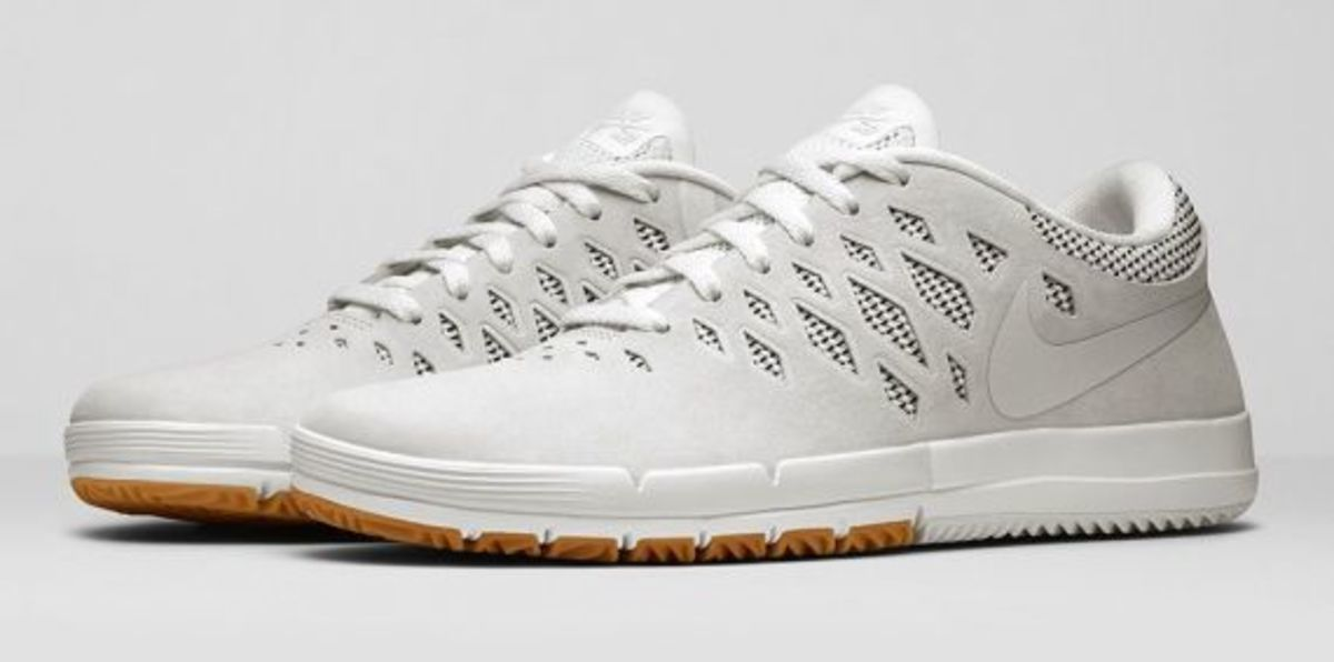 Nike Free SB Premium Summit White/Gum Light Brown/Summit White 743184-102