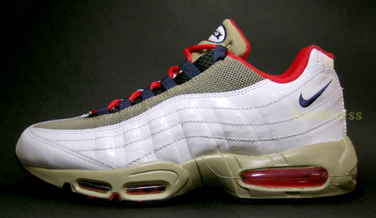 Nike  Air Max 95 iD Launches at NIKEiD Studio March 9th - 2