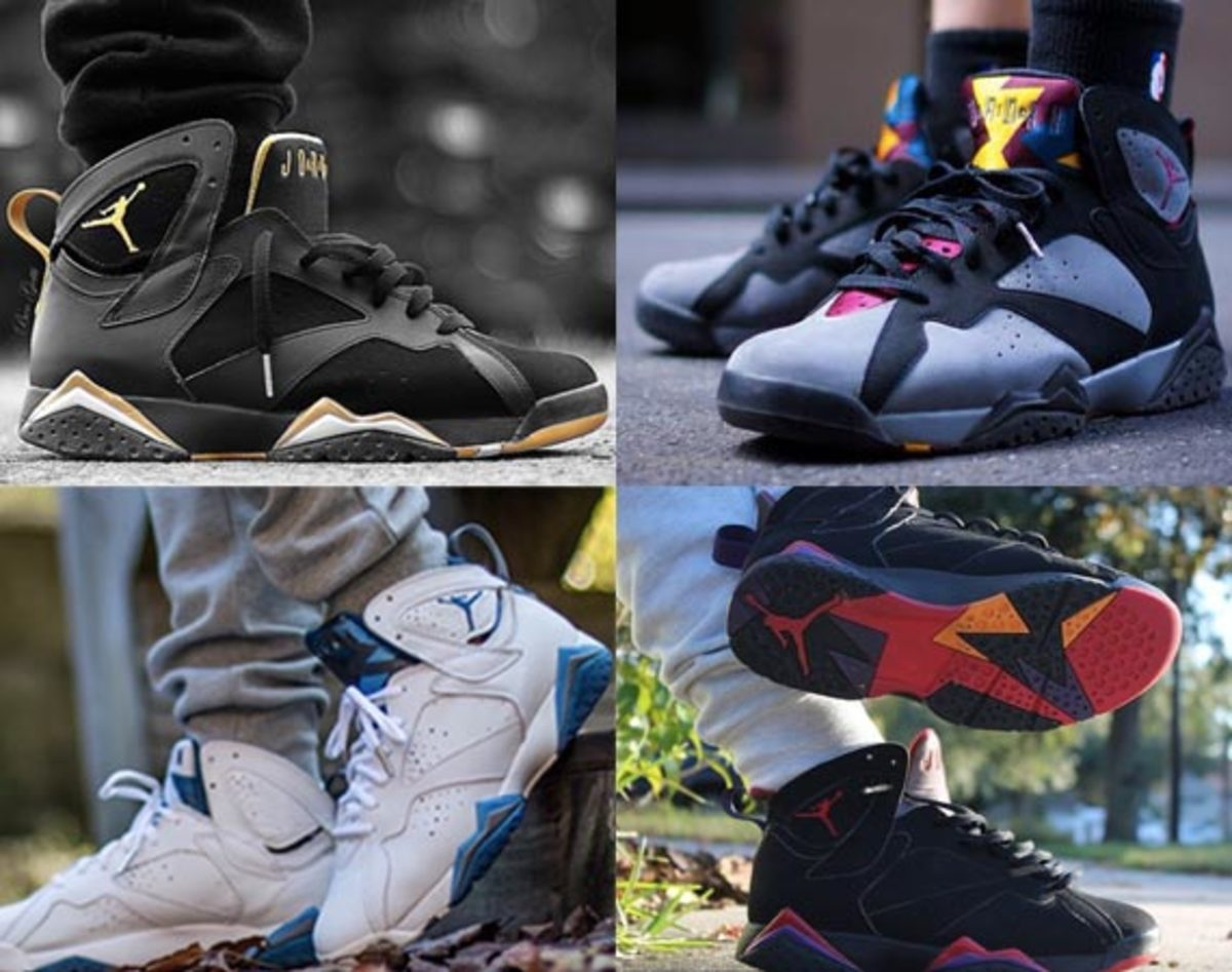 huge discount dbfa4 c9b1d ... where to buy amazing instagram images of air jordan 7 by champs sports  2388b 2489d