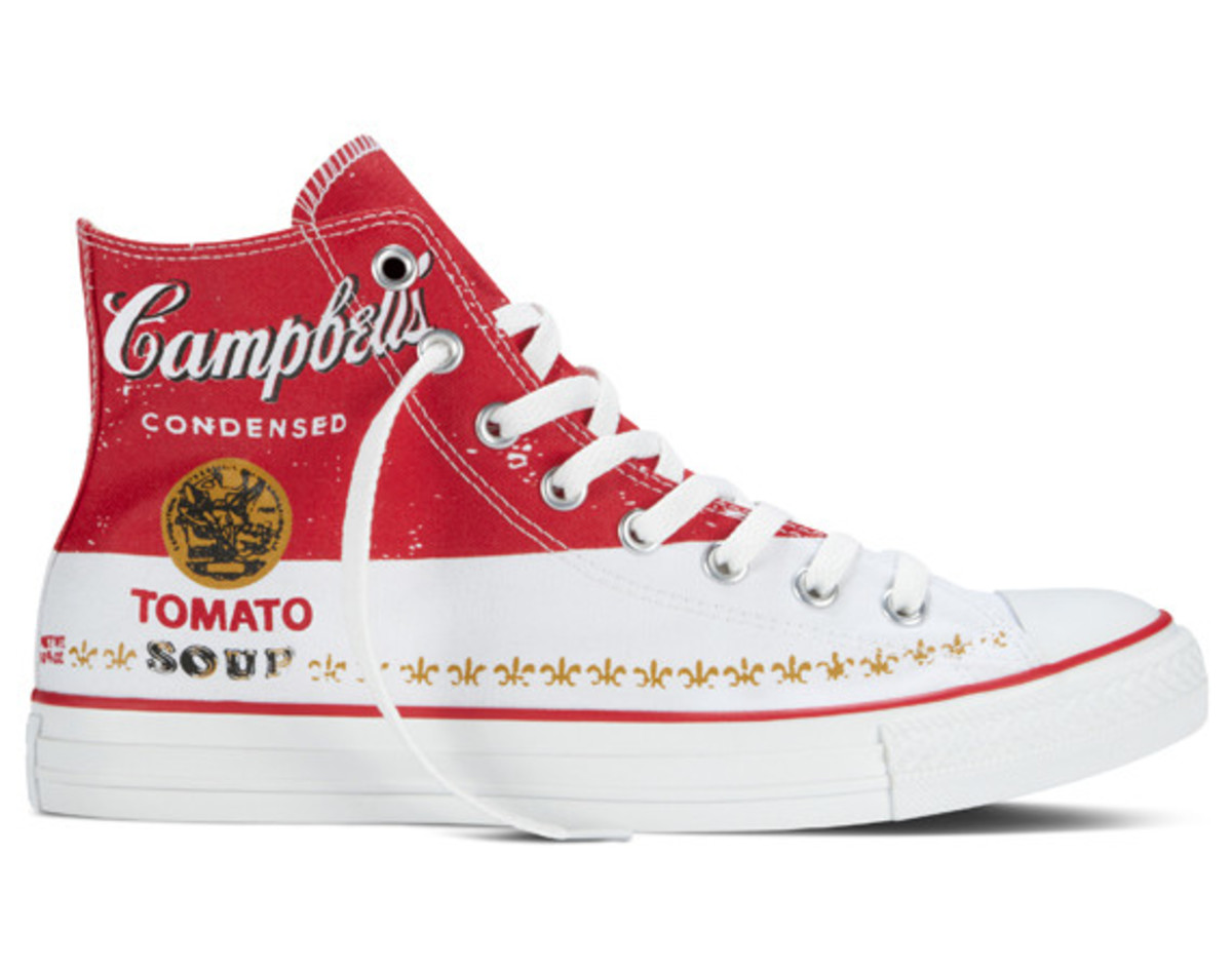 7e9606d60e79 Andy Warhol x Converse All Star Spring 2015 Collection - Freshness Mag