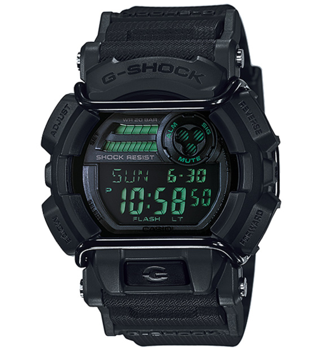 Casio G-Shock GD-400MB-1JF