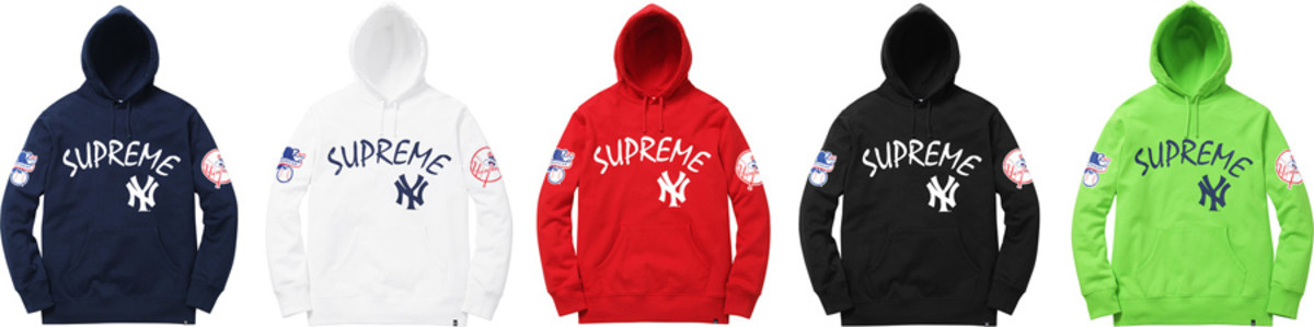 372934dae0c Supreme x New York Yankees x  47 Brand Collection - Freshness Mag