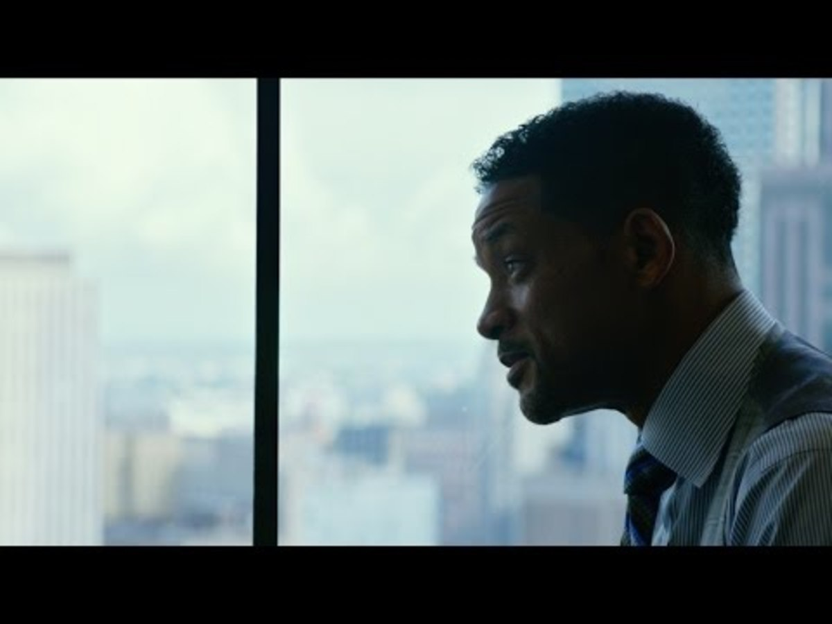 Will Smith & Margot Robbie in Focus Trailer | Video