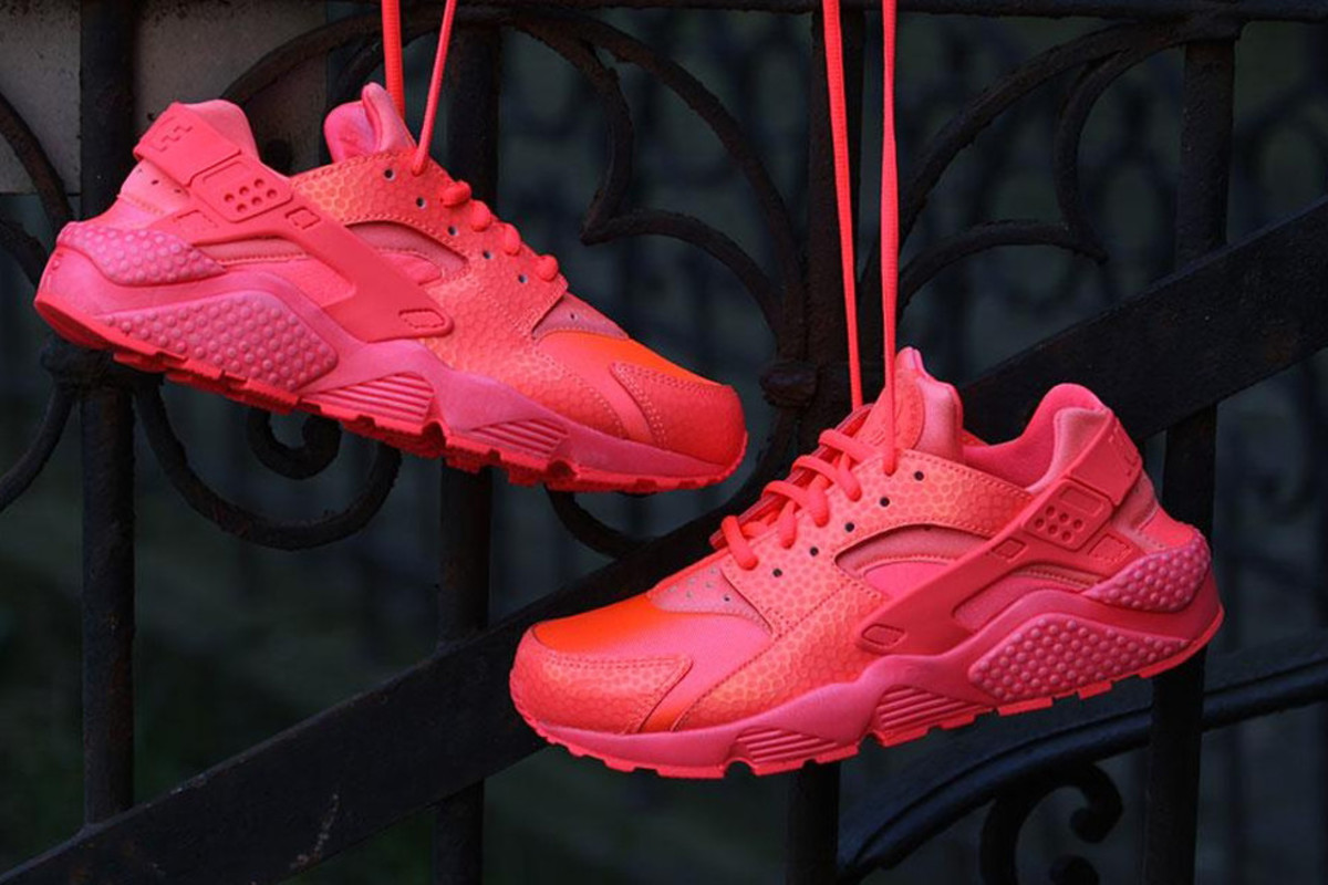 "f4eb2cd263a2d Nike WMNS Air Huarache Run PRM ""Hot Lava"" - Freshness Mag"