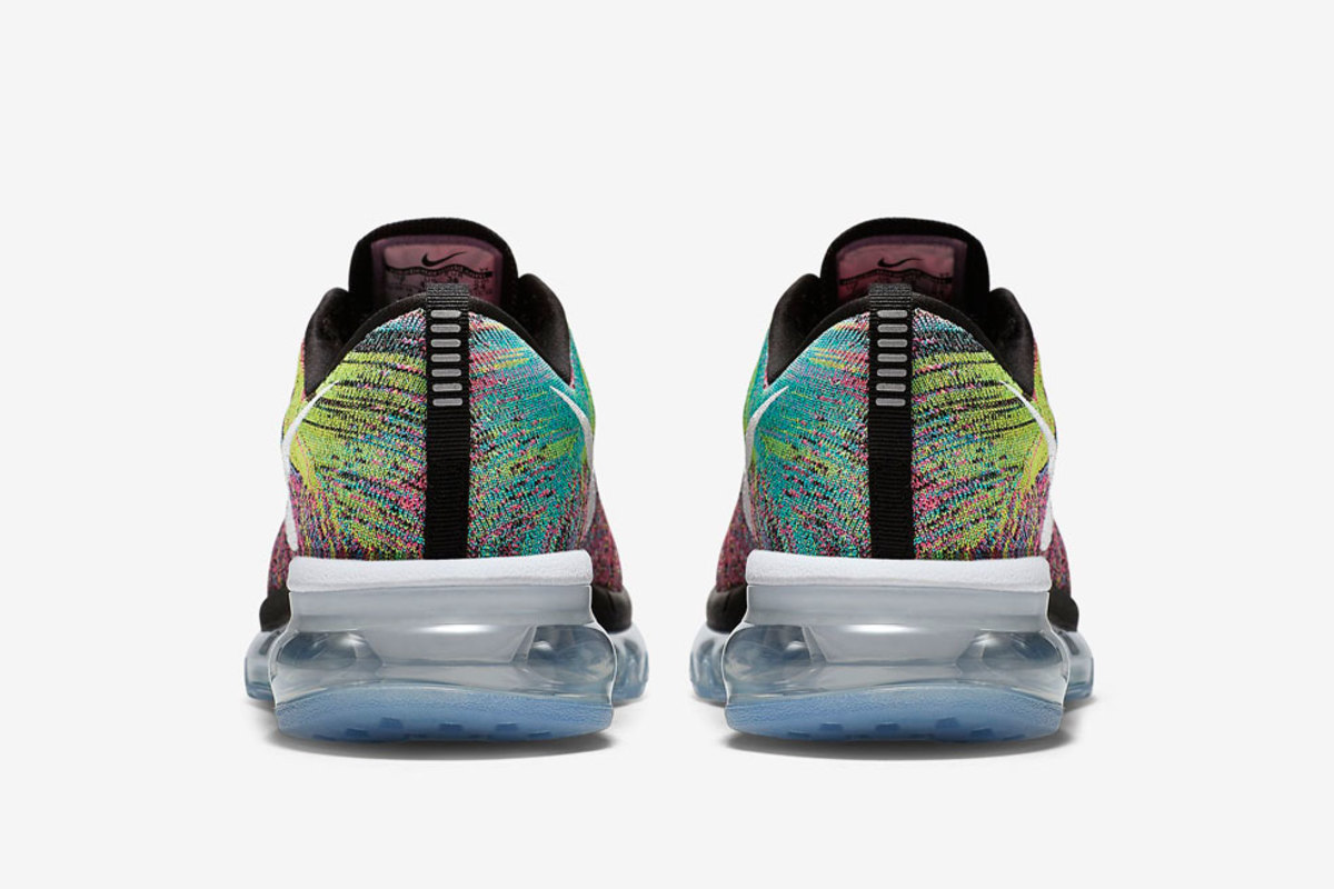 "2a61583200e4 Nike Women s Flyknit Air Max ""Multi Color"" - Freshness Mag"